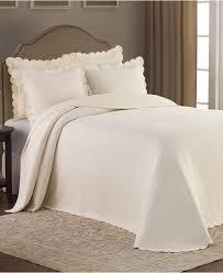 Coverlet Matelasse Howling Full Source Dust Ruffle Bed Skirt King Size Proper King