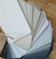 make your own sherwin williams color swatch fan deck the wicker