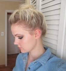 Hochsteckfrisurenen Kurze D Ne Haare by Hochsteckfrisuren Für Kurze Haare Haar Frisuren Trends