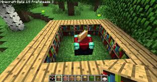 bookshelves and enchantment table youtube