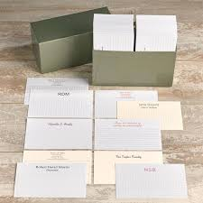 1000 personalized 3 x 5 cards horizontal personalized index