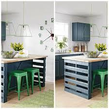 des cuisines plan de cuisine avec ilot central 6 la cuisine blanche le