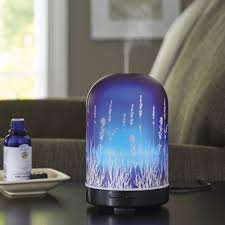 better homes and gardens 100 ml essential oil diffuser lavender
