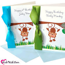 luxury personalised handmade birthday cards greetings cards uk