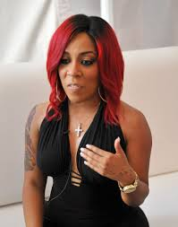 k michelle bob hairstyles k michelle photos photos 2013 bet experience fan fest outdoor
