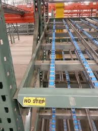 new u0026 used carton flow racking kingway flow rack rhinotrac