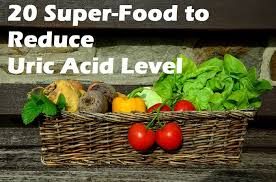reduce uric acid level 20 foods to keep your uric acid at normal
