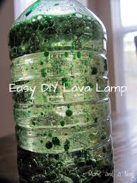 2 moms and a blog easy diy lava lamp preschool and kids project