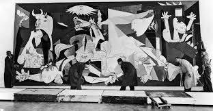 picasso u0027s guernica painting