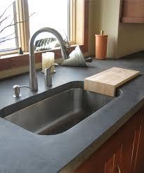 modern sinks kitchen undermount kitchen sink kitchen contemporary with cement