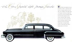 1954 chrysler crown imperial the widest production car ever