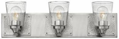 hinkley lighting 51823bn jackson transitional bathroom vanity