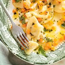 quail ricotta and lemon ravioli ricardo