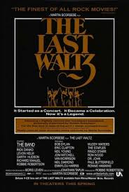 thanksgiving tradition the band the last waltz