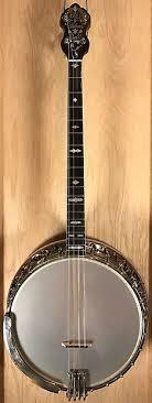 bacon day silver bell no 1 tenor banjo 1927 reverb