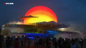 Landscape Lighting World Landscape Lighting Aerial Video Of Theme Park Lighting Amazing