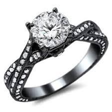 black gold wedding rings black gold wedding rings best 25 black gold wedding rings ideas on