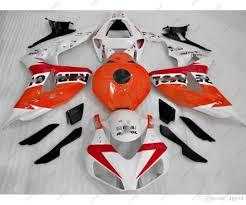 Honda Cbr1000 2007 Plastic Fairings Fireblade 2006 Body Kits For Honda Cbr1000 Rr 06