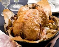 cuisiner un chapon farci recette chapon farci au foie gras