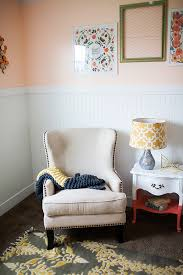 Where To Put Wainscoting In The Home How To Install Beadboard For An Adorable Baby U0027s Room