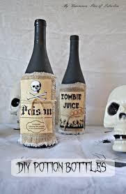 potion bottles for halloween 15 spooky u0026 adorable halloween crafts refashionably late