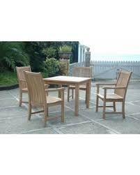 Square Bistro Table And Chairs Bargains On Set 11 5 Piece Bistro Table Set With 35 Bahama Square