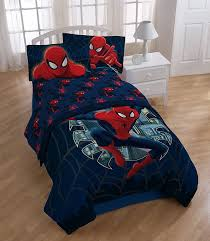 amazon com marvel spiderman u0027supreme u0027 microfiber 3 piece twin