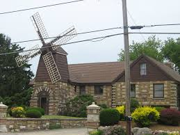 windmill houses