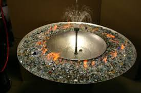 Fire Glass Fire Pit by Fire And Water Features Fire Pit Fireglass Fire Glass