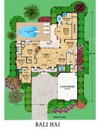 tropical house designs plans teak bali endearing enchanting home