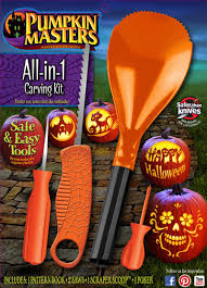 Pumpkin Carving Kits Seasonal Distribution Inc U003d U003d All In One Pumpkin Carving Kit