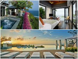 9 unique stays with private beach in bali that will give all the