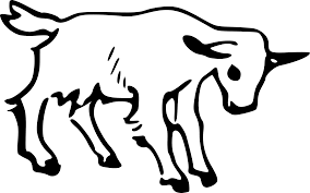 open clipart cow pencil and in color open clipart cow
