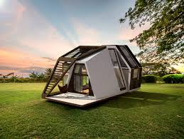 tiny house inhabitat green design innovation architecture this ready made tiny home can shipped any destination