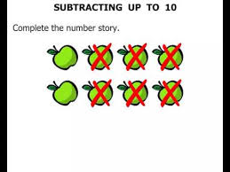 year 1 lesson subtracting up to 10 youtube