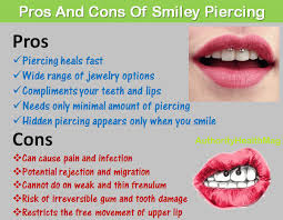 Do Tongue Rings Hurt Smiley Piercing Infection Risks Caution And Jewelry