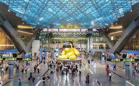 Doha Map Doha Airport Indoor Map And Navigation Technology By Visioglobe