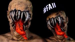 Alien Halloween Makeup by Monstruo Reptador Maquillaje Cod Black Ops Zombie Monster Alien