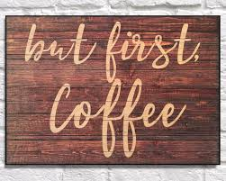 8 best coffee signs images on coffee signs wood wall