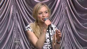 Evan Davis Blind Emily Kinney Performs U0027julie U0027 In The Better Show Studio Aol Com