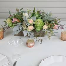 photo centerpieces and low centerpieces weddings and events napa sonoma wine