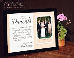 of the frame of the gift wedding