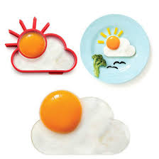 Cool Kitchen Tools Fashion Breakfast Creative Silicone Cute Sun Cloud Egg Mold Fried