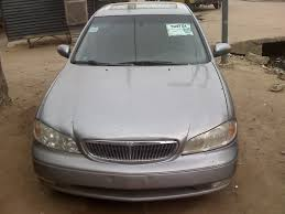 infinity car infinity car 1999 model tokunbo for sale autos nigeria
