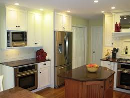 Kitchen Oven Cabinets by Refrigerator Surround Cabinet How To Make Your Fridge Look Like A
