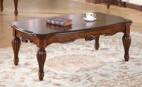 furniture solid oak coffee table with drawers round coffee table