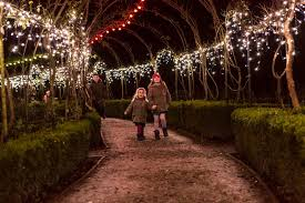 barnsley gardens christmas lights ho ho ho 30 best christmas days out and events for sheffield families
