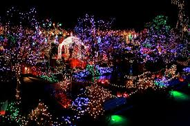 Vandusen Botanical Garden Lights Festival Of Lights Now Open At Vandusen Botanical Garden Inside