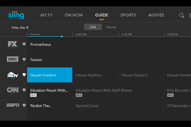 text layout programming guide sling tv simplifies its confusing interface with a traditional