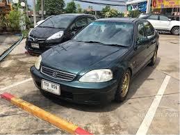 honda civic 1998 vti honda civic 1998 vti lx 1 6 in กร งเทพและปร มณฑล manual sedan ส